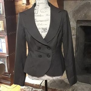 The Limited double breasted blazer